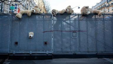 Саботажи блокираха знакови френски обекти