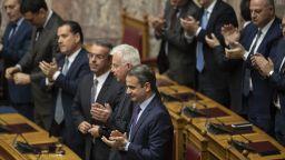 Гърция избра първата жена президент в историята си