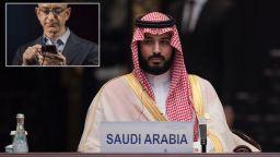 Саудитският принц хакнал телефона на милиардера Джеф Безос