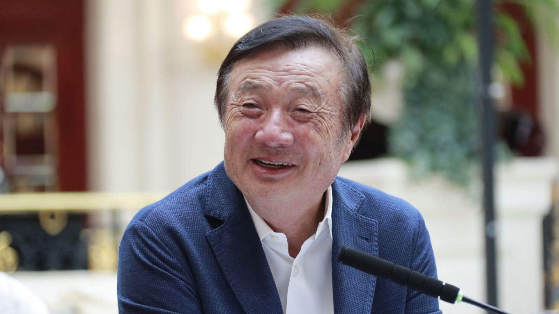 Huawei: 90% от персонала ни вече работи
