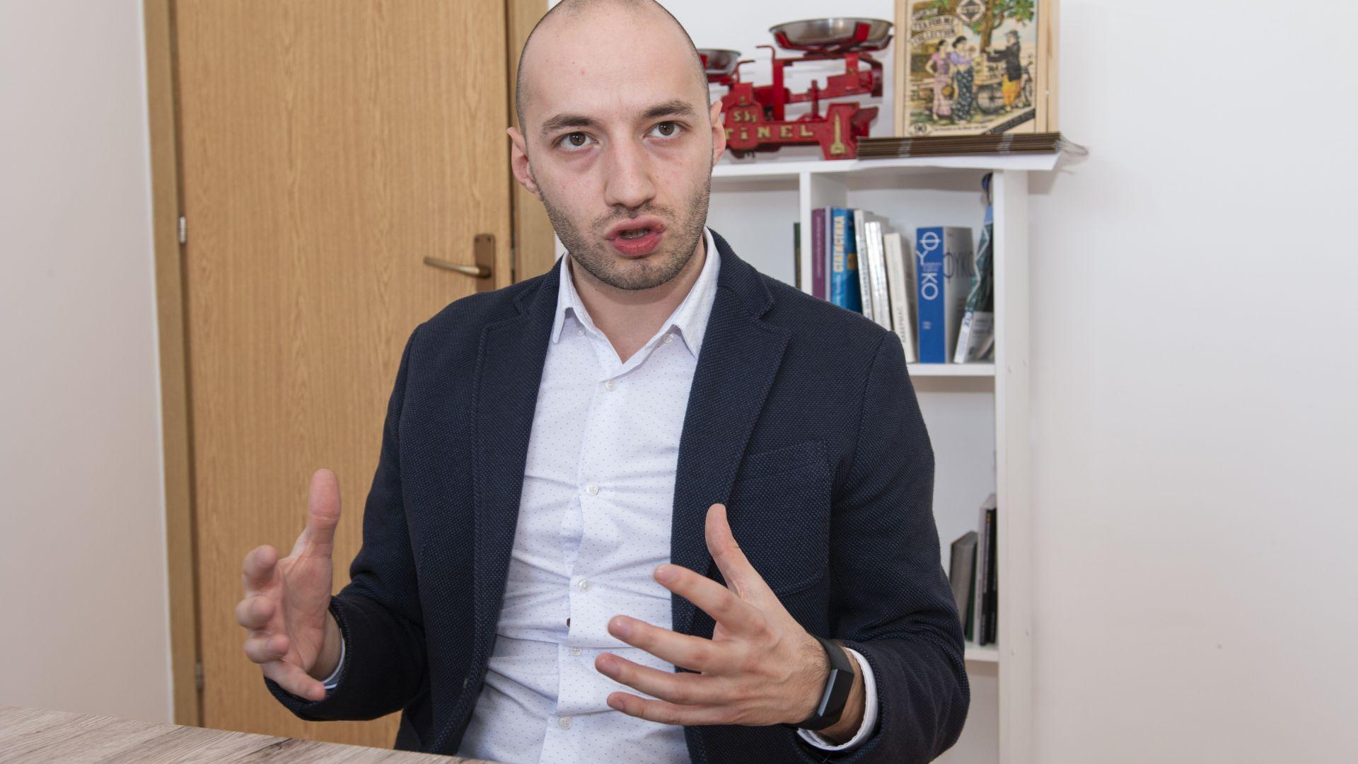 Димитър Ганев: Младите подкрепят най-силно зелените политики