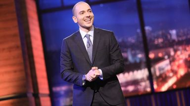 И името на новия водещ на вечерното шоу е... Николаос Цитиридис