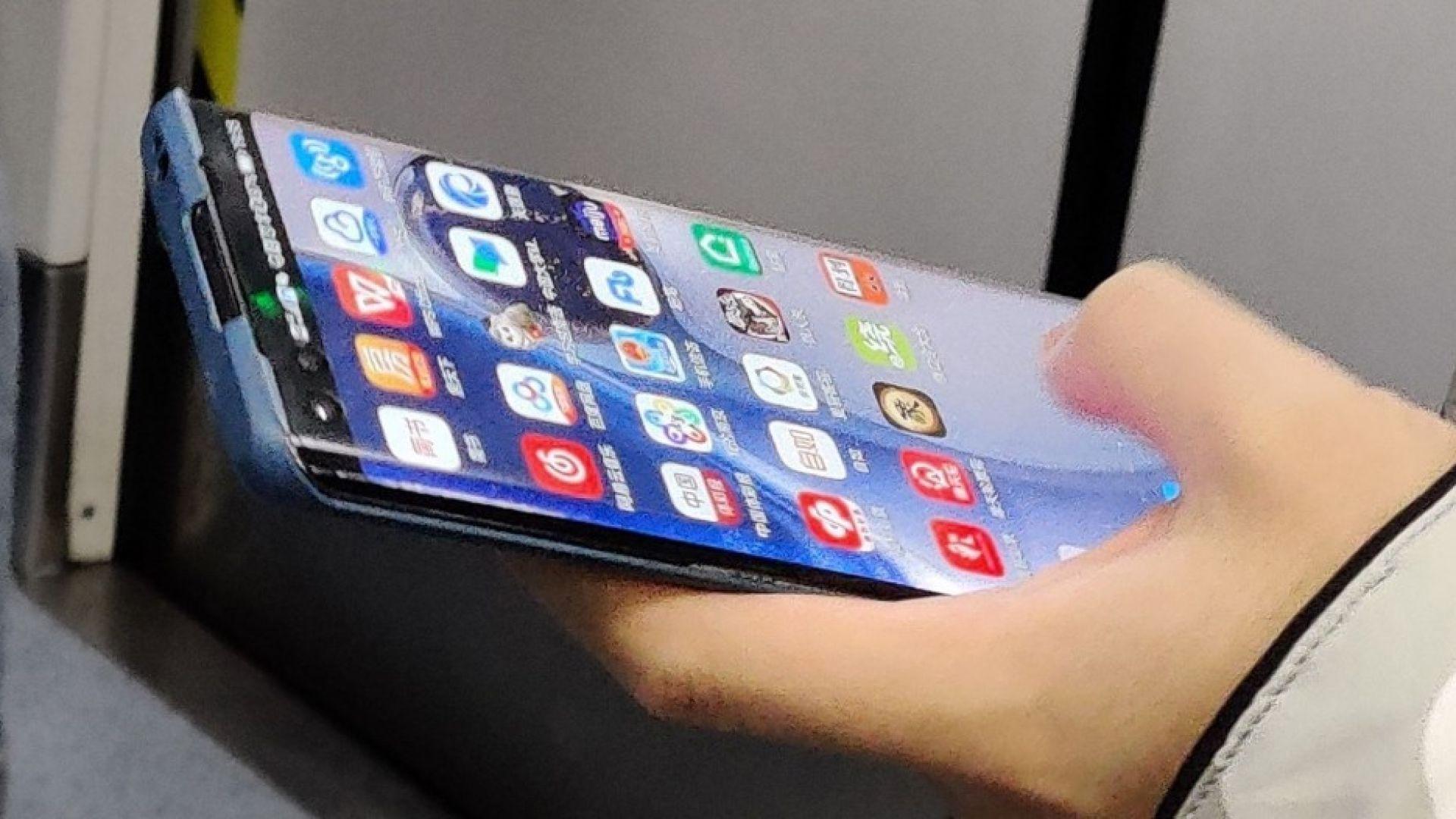 Появиха се първите предполагаеми снимки на Huawei P40 Pro