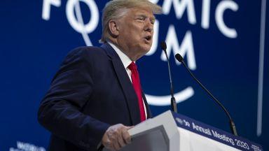 Тръмп: Грета да не се вторачва в САЩ, а да погледне и други страни