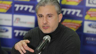 "Павел Колев: Всеки играч на ""Левски"" може да си тръгне заради неплатените заплати"