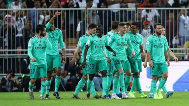 Реал също се измъчи срещу храбри момчета от третото ниво в Испания