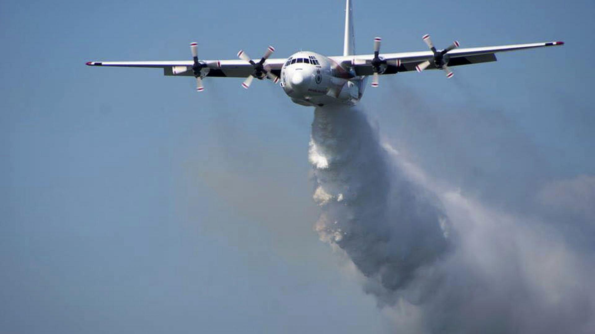 Самолет за гасене на пожари се разби в Австралия, загинаха трима американци