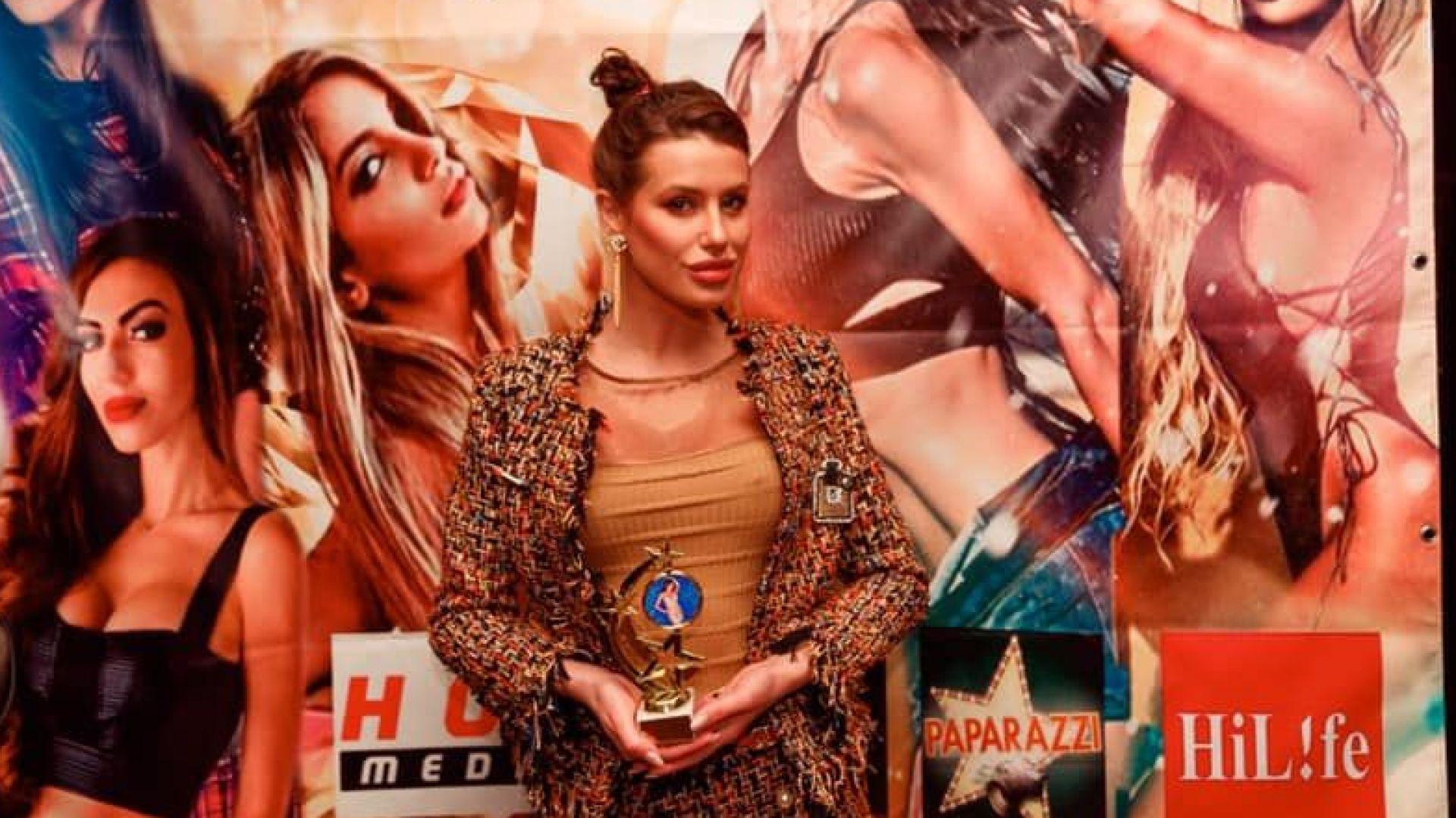 Мис България 2019 Радинела Чушева е новият секссимвол сред моделите