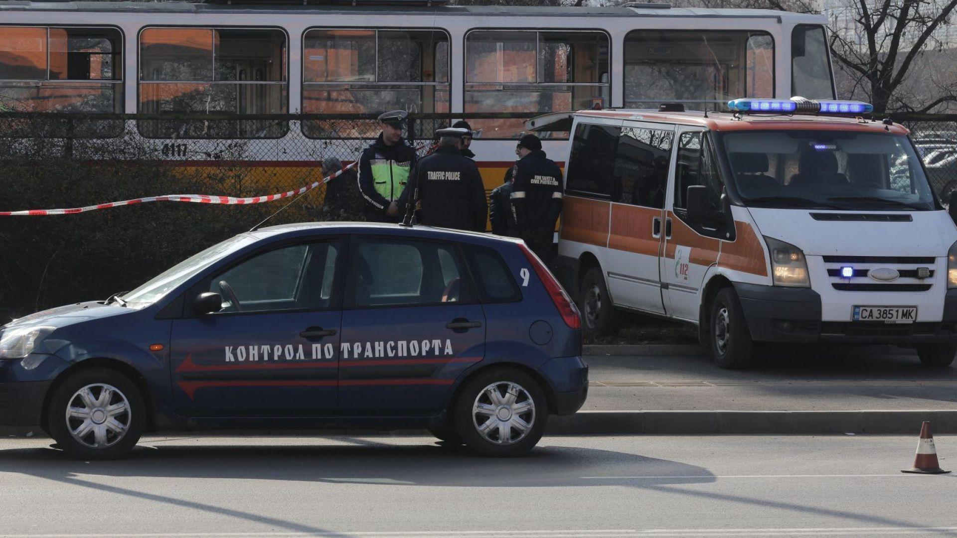 30-годишен мъж, а не момче, е загиналият при верижния трамваен сблъсък