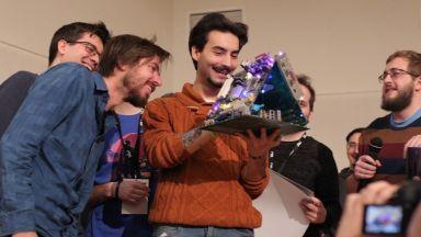 Маратон с ретро видео игри на Sofia Game Jam Week