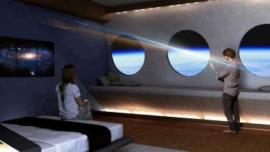 Първият хотел в Космоса планира постоянно посещение от туристи през 2025-а