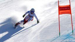 Швейцарка изненада фаворитите в Банско, вятър обърка програмата в ските