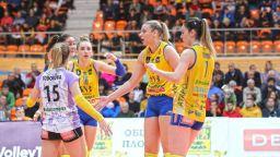 Страхотните момичета от Марица сразиха френския шампион в Пловдив
