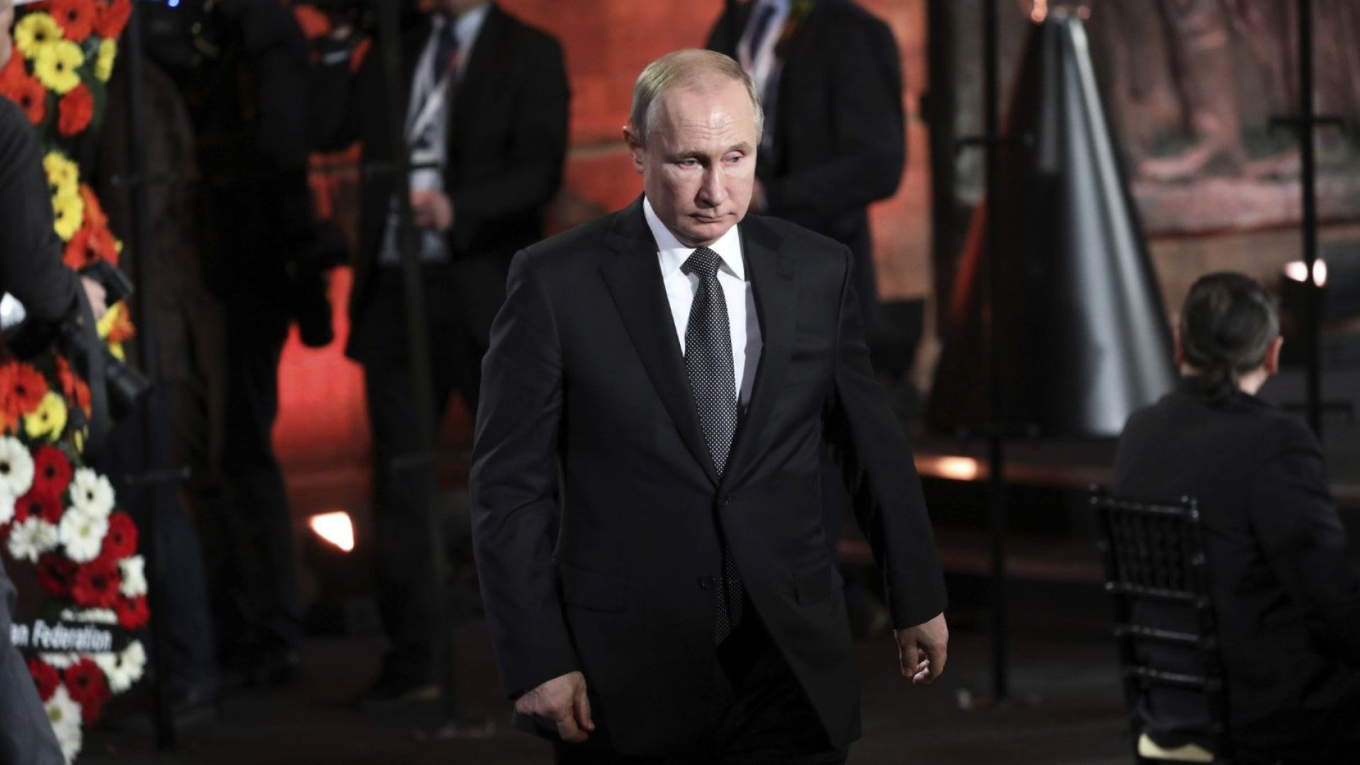 Руският президент Владимир Путин предложи през тази година да бъде