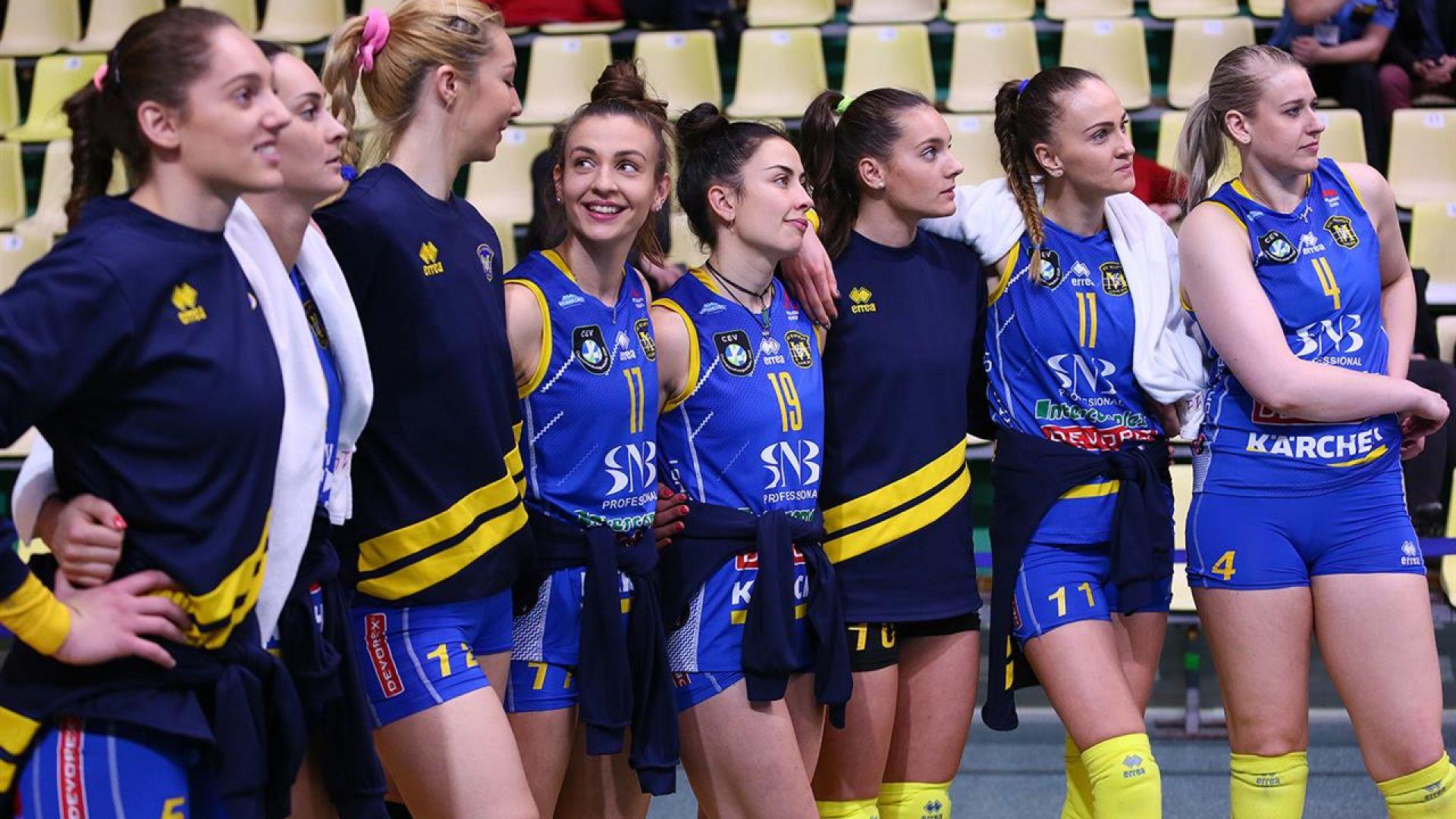 Марица влиза директно в групите на Шампионска лига