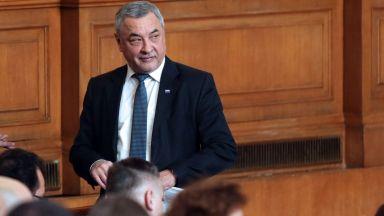 Отлагат тавана на партийните субсидии, НФСБ оттегли предложението си