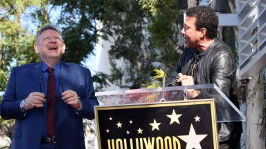 Изпълнителеният директор на Universal Music получи звезда на холивудската Алея на славата