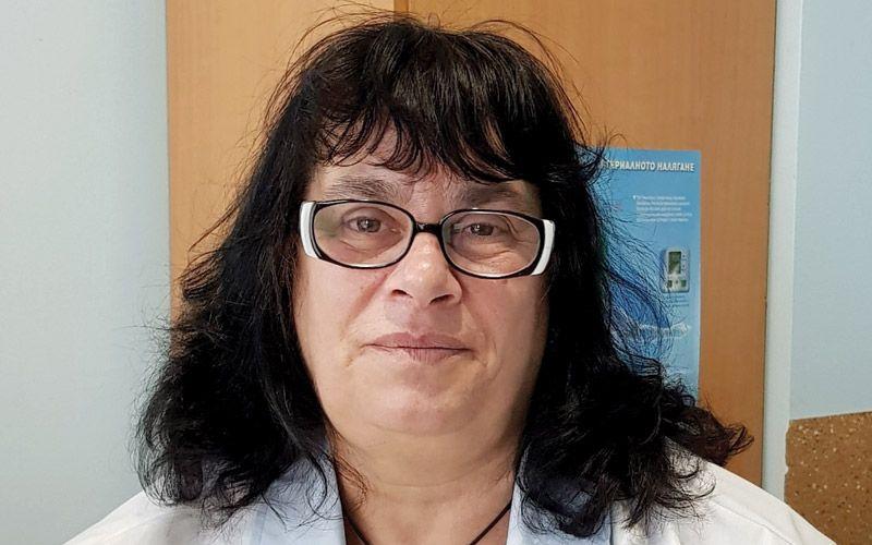 Д-р Валентина Стойкова, общопрактикуващ лекар, МЦ Медисити, Пловдив
