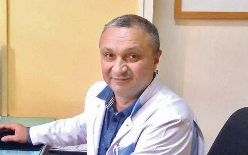 Д-р Георги Григоров, общопрактикуващ лекар гр. Търговище, ГППМП Медика-9
