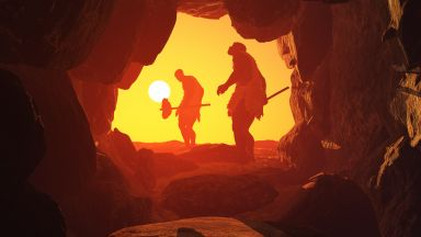 3D неандерталец ще общува с посетителите на музей в Москва