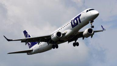 Авиосделки - полската ЛОТ купува германското подразделение на Томас Кук