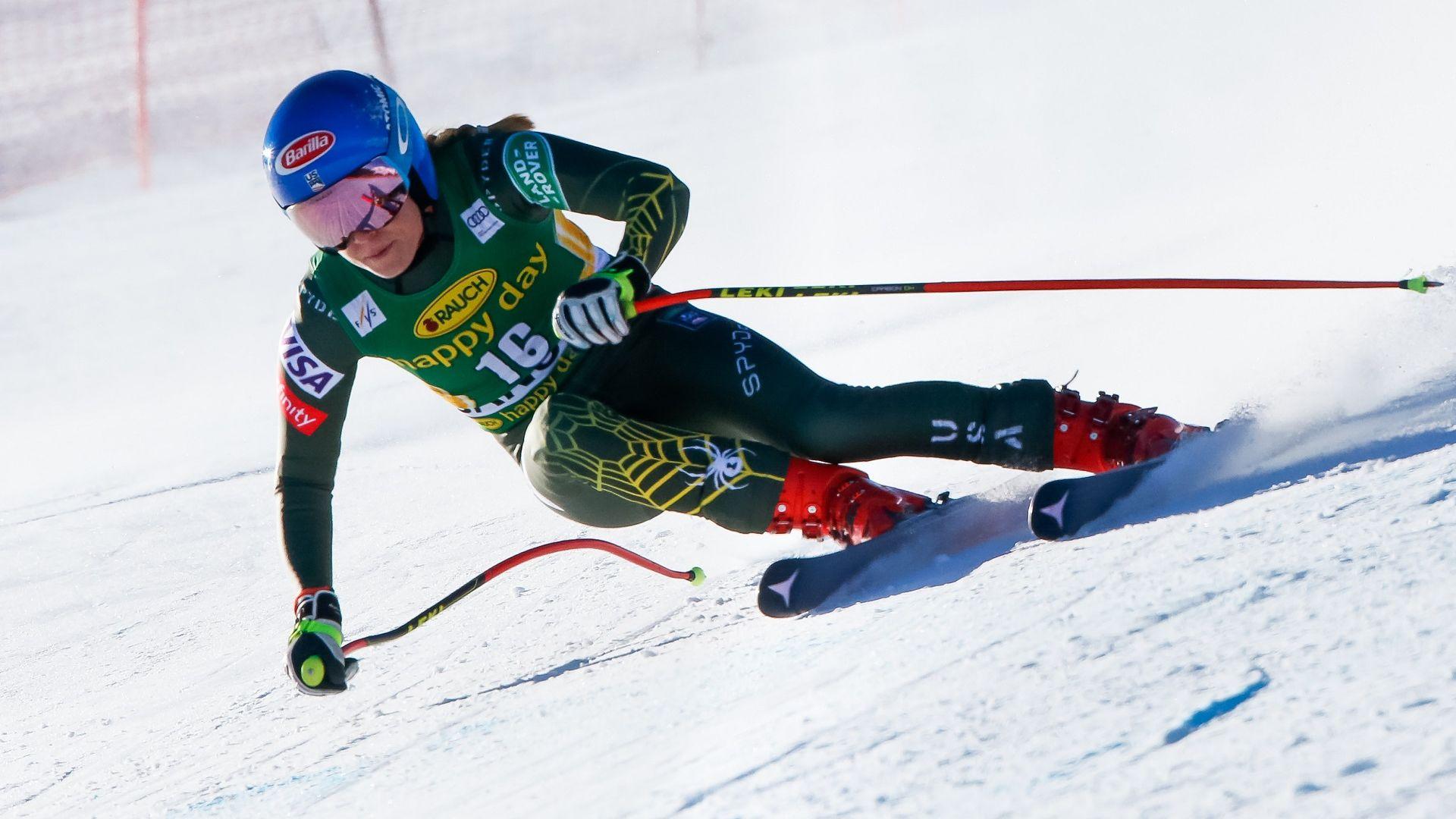 Невероятната Шифрин спечели спускането в Банско