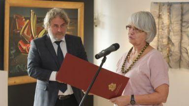 """Българският """"глас"""" на нобелистката Олга Токарчук - преводач на м. януари 2020-а в Столична библиотека"""