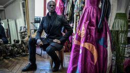 Прецедент: Африкански стил на Седмицата на висшата мода в Париж