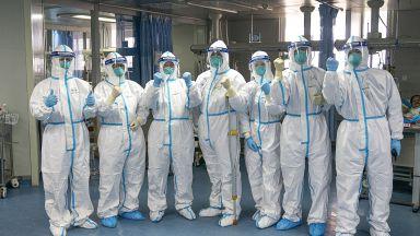 Службите, лекари и граничари се включват в защитата на България от китайския вирус