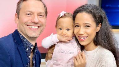 Орлин Павлов отбеляза рождения ден на дъщеря си със сладка снимка