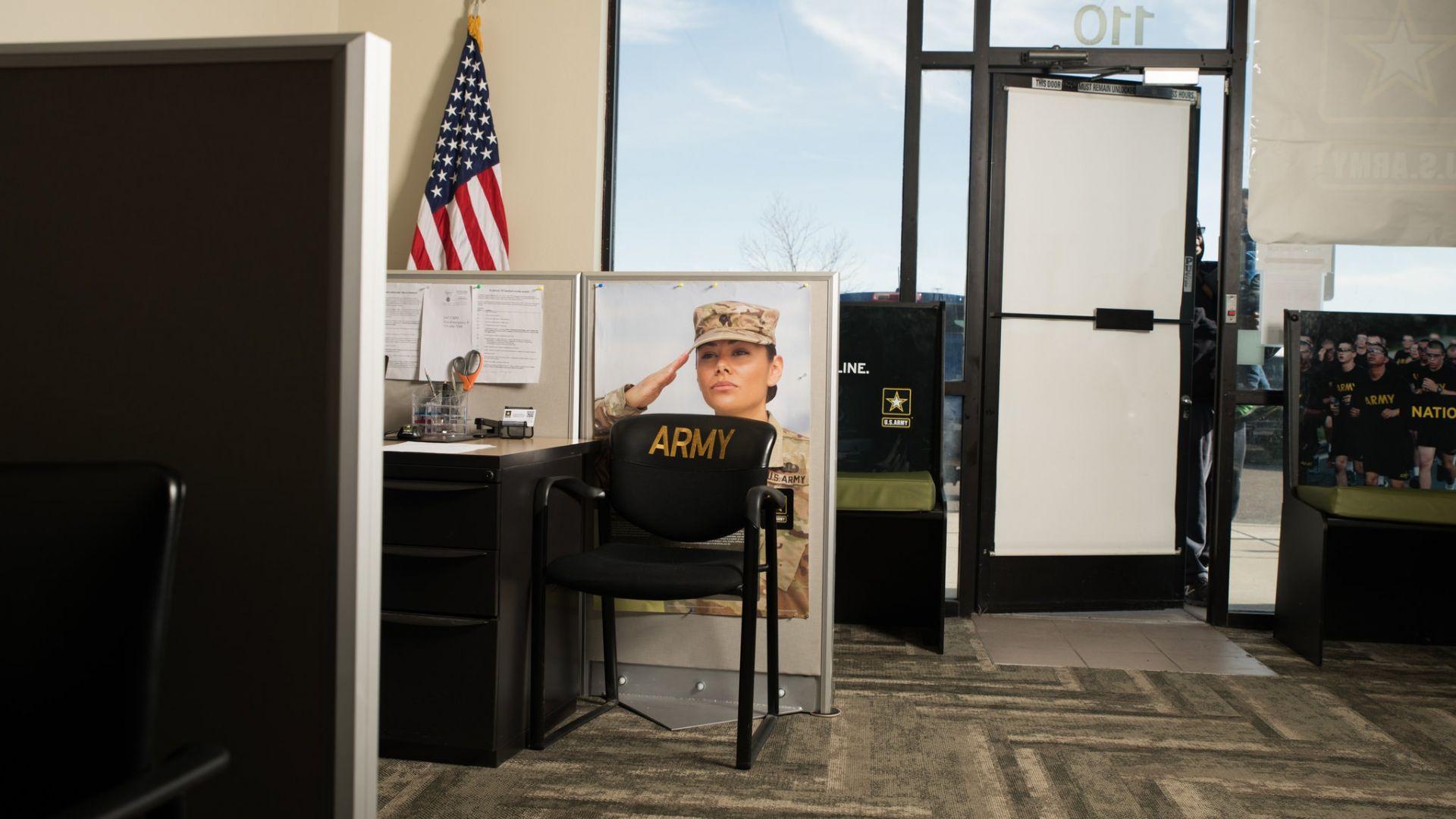 База на Военноморските сили на Съединените щати в Илинойс беше