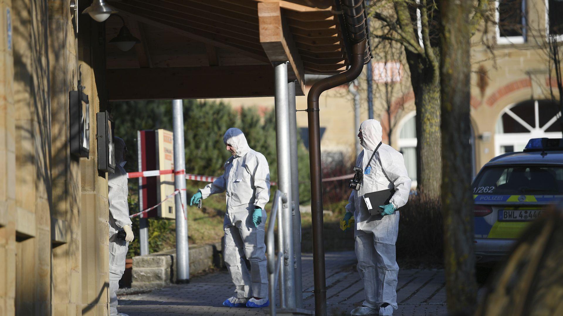 Шестимата убити и предполагаемият стрелец при днешната стрелба в град