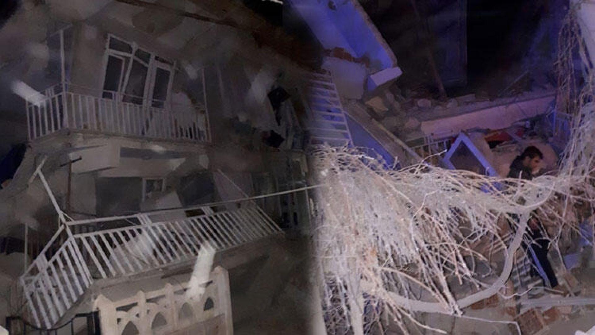 Четирима души са загубили живота си при мощното земетресение с