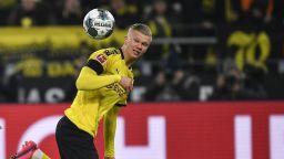 Норвежкото голово чудо впечатли и при втория си мач за Борусия