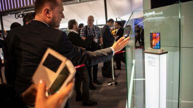 5G флагман с 4K екран сред звездите на Световния мобилен конгрес