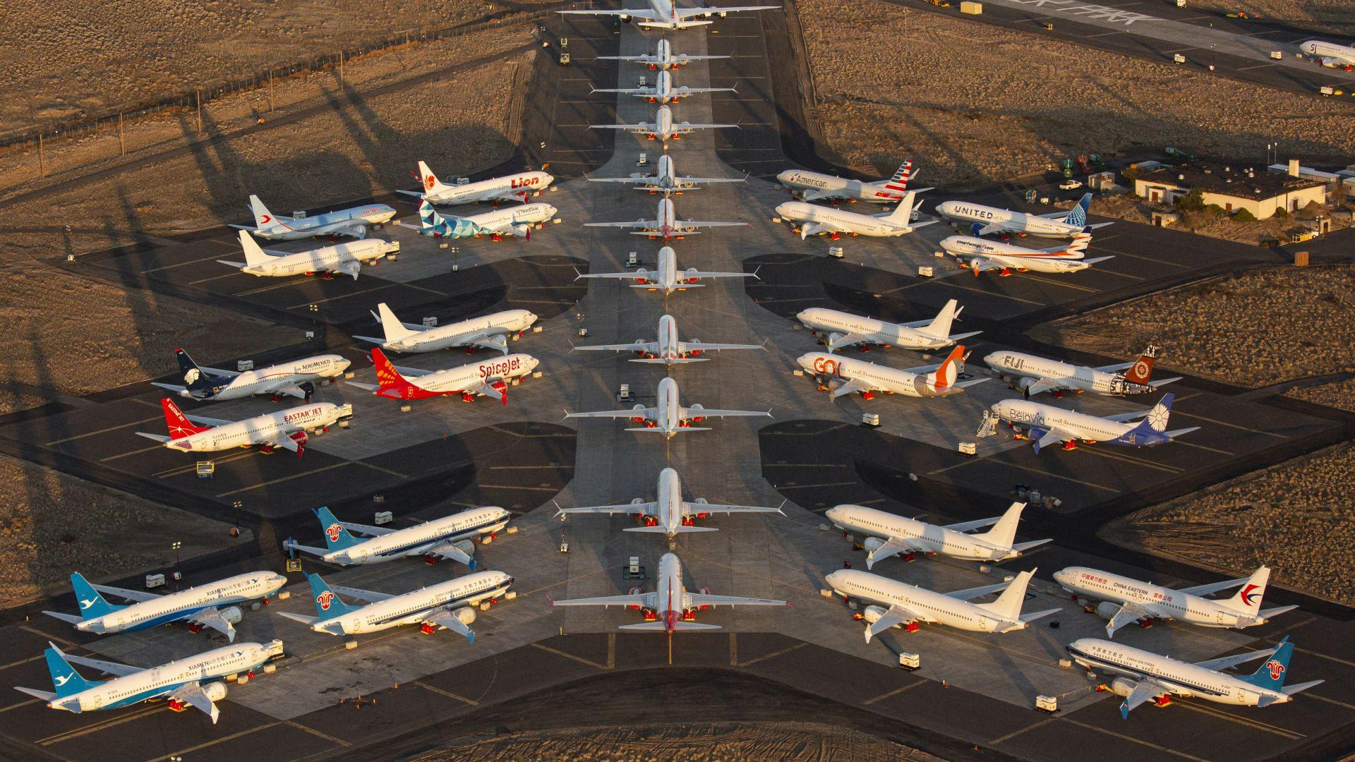 Въздушният транспорт в Китай се възстановява