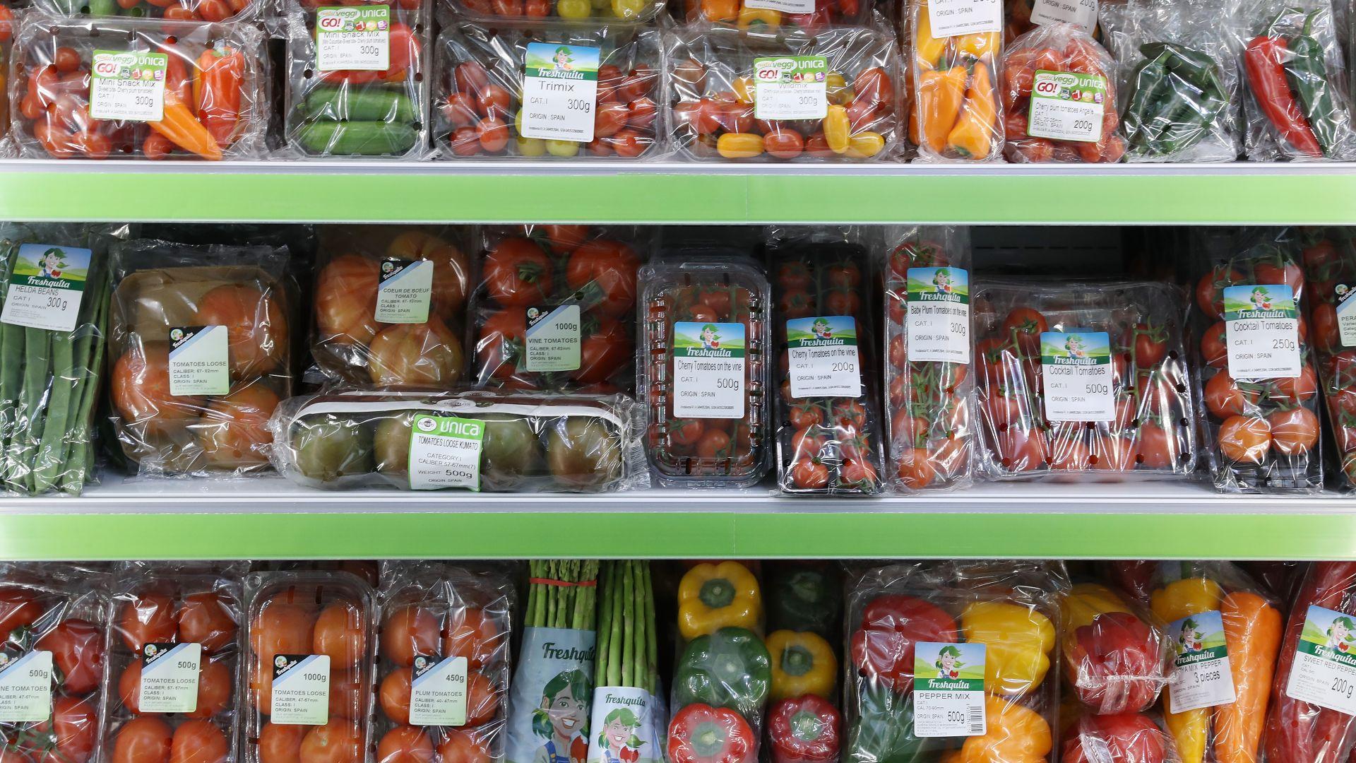 Доматите, краставиците и чушките в Турция все по-често се оказват