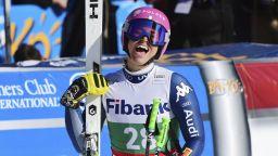 Италианка завоюва първа победа в кариерата си на спускането в Банско