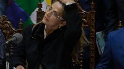 Временната президентка на Боливия ще се кандидатира за държавен глава