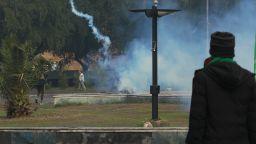 Ирак откри стрелба срещу протестиращи в Багдад