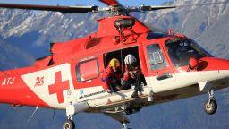 Спасиха пострадал алпинист край водопада Рилска Скакавица