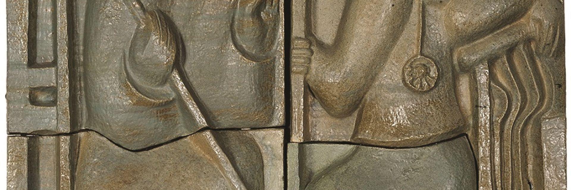 Музеят на социалистическото изкуство представя керамика, неподвластна на времето
