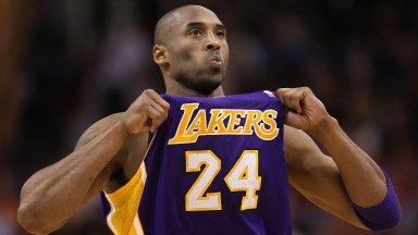 Предложиха Коби да бъде новата емблема на НБА, съпругата му одобри идеята