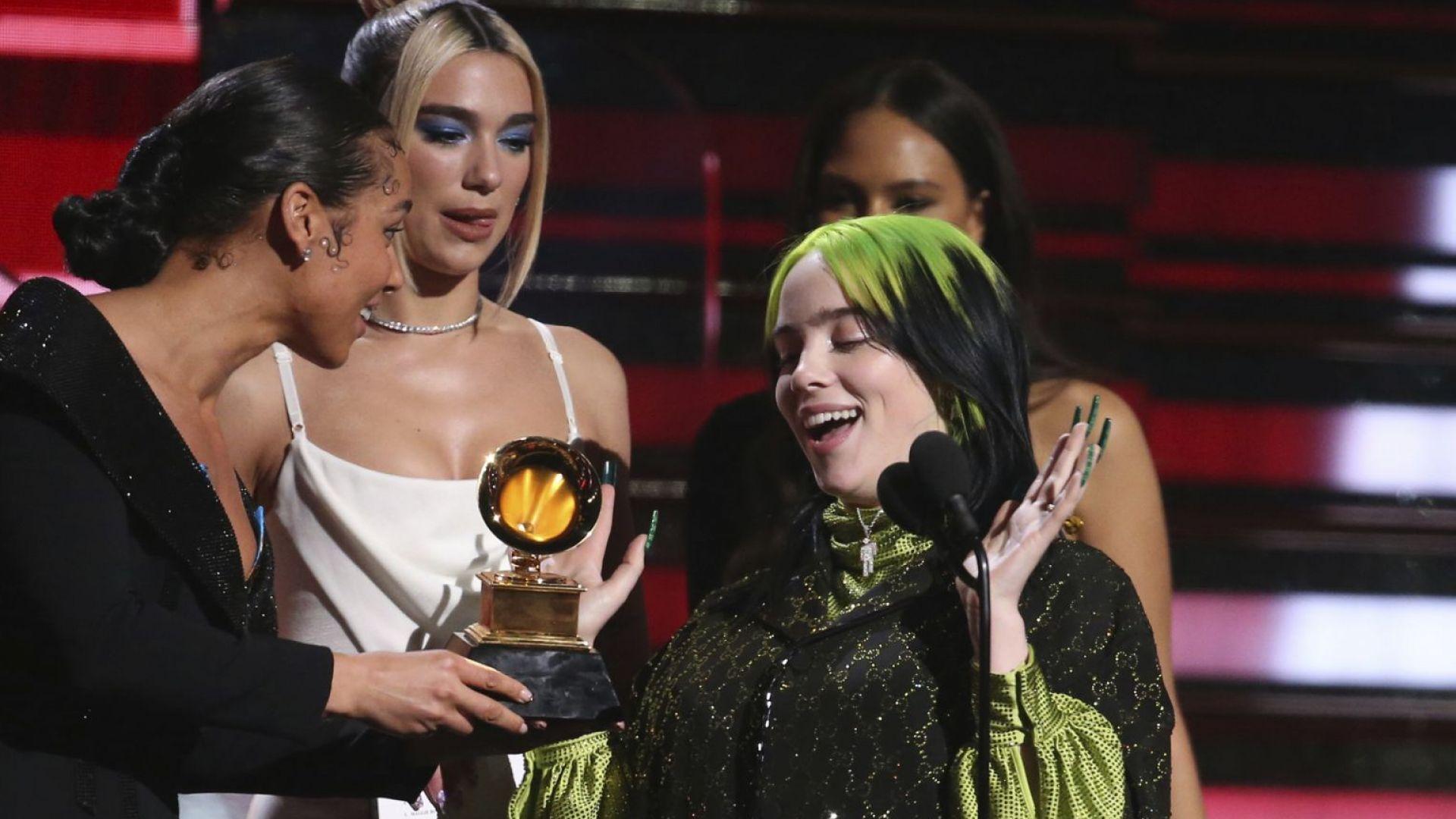 "Скандалите зад кулисите на наградите ""Грами"""