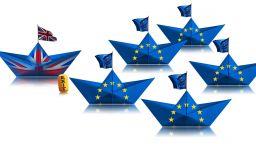 Сбогом, Европа: Великобритания вдига котвата