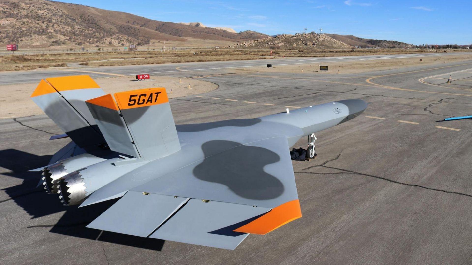 САЩ създаде стелт дрон, имитиращ Су-57