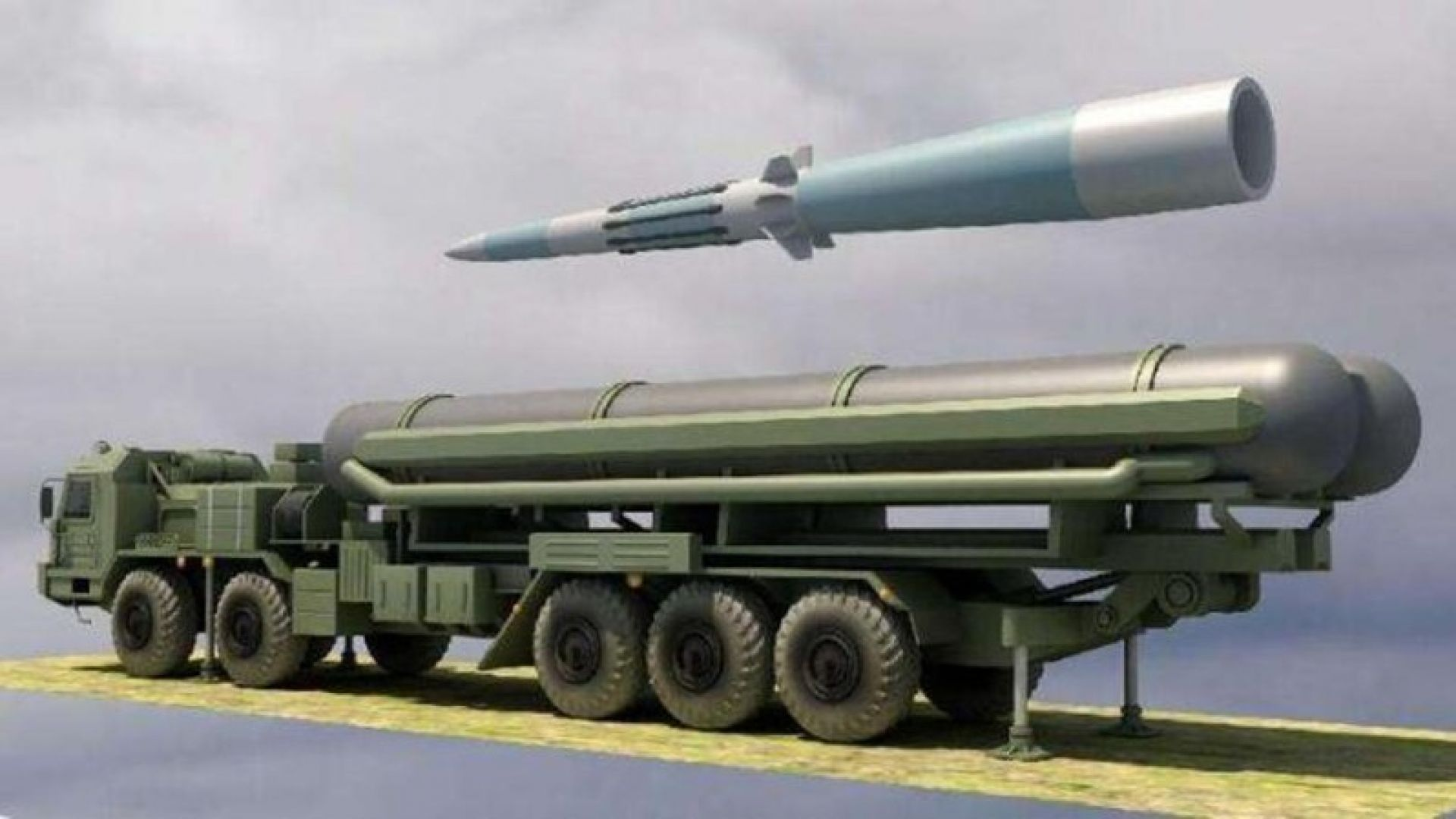 """Разкриха възможностите на системата за ПВО С-500 """"Прометей"""""""