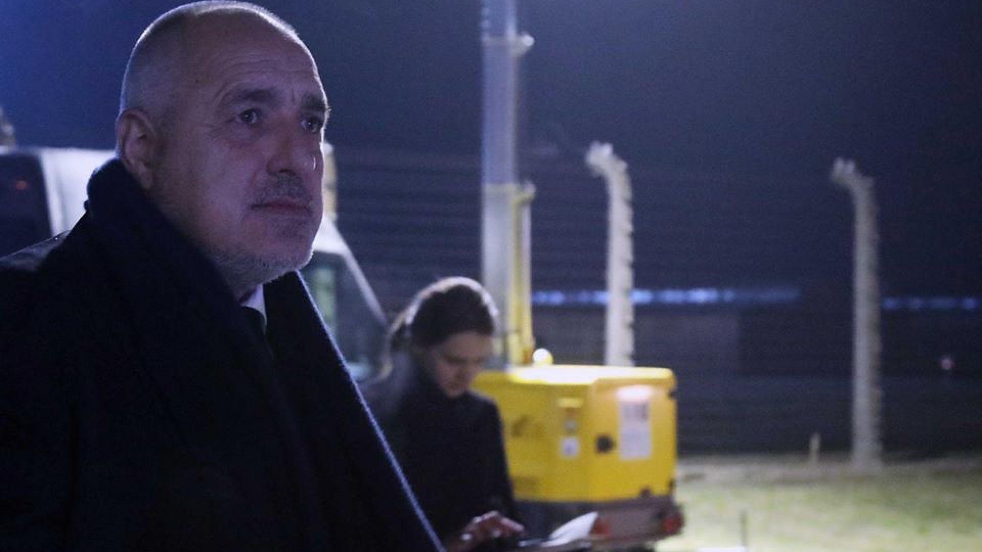 Борисов в Аушвиц: Тук е било фабрика за смърт, човек го побиват тръпки (снимки, видео)