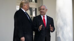 Тръмп се срещна с Нетаняху и обявява мирния си план за Близкия Изток
