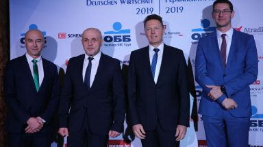 Томислав Дончев: Германия е с стратегически икономически партньор на България